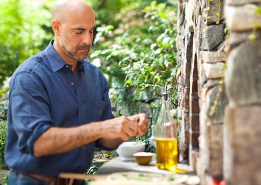 The Tucci Cookbook - Stanley Tucci — Best 6 Celebrity Cookbooks
