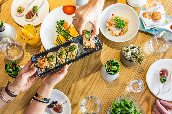Nobu London — Eat Out To Help Out