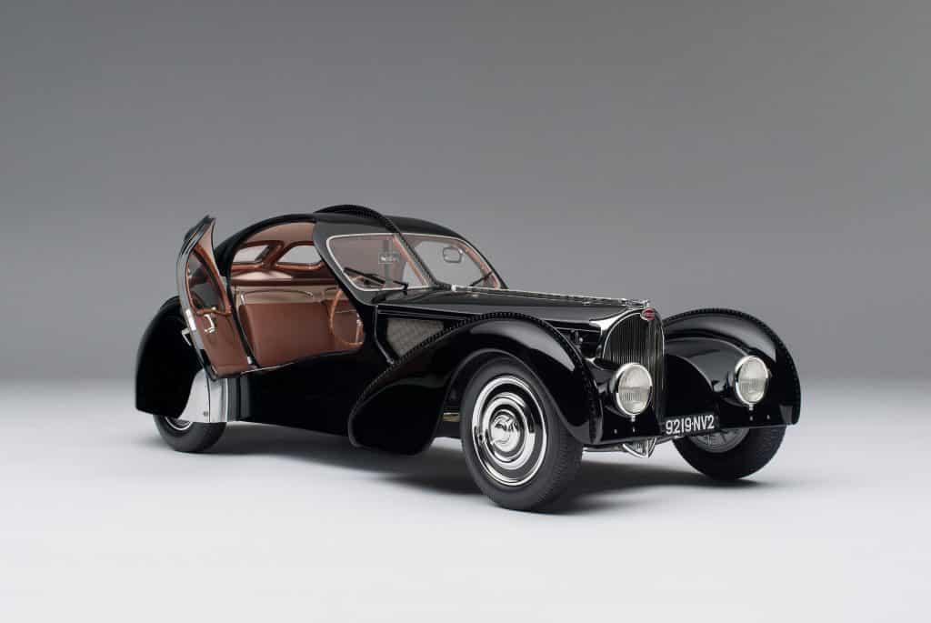 1939 Bugatti 57SC Atlantic