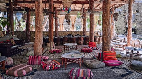 nomade restaurant