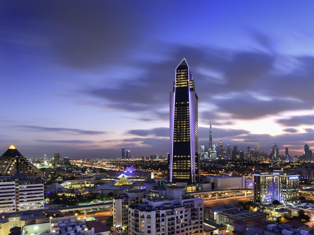 Sofitel Dubai 'the Obelisk'