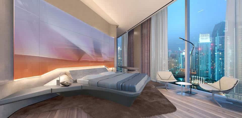 ME Dubai Hotel