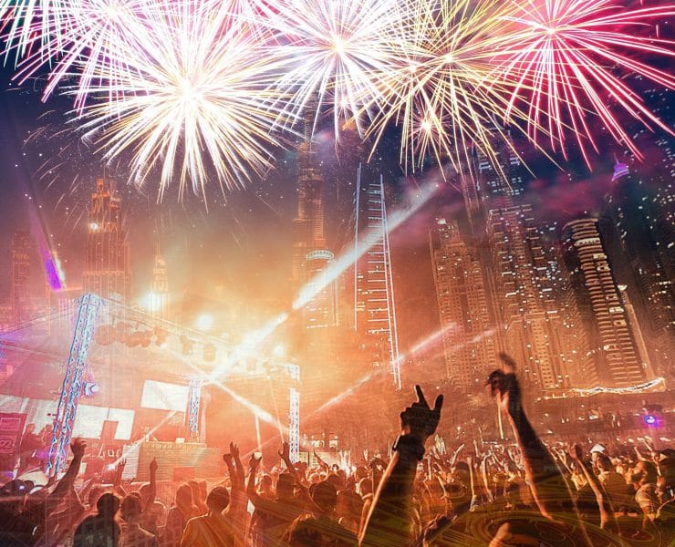 Epic New Years Eve Parties in Dubai You Can't Miss