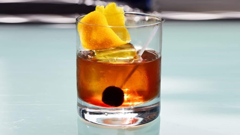 Manhattan — Top 10 Cocktails