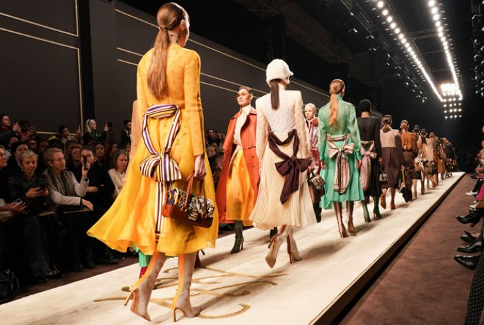 Runway shows are at the heart of MFW