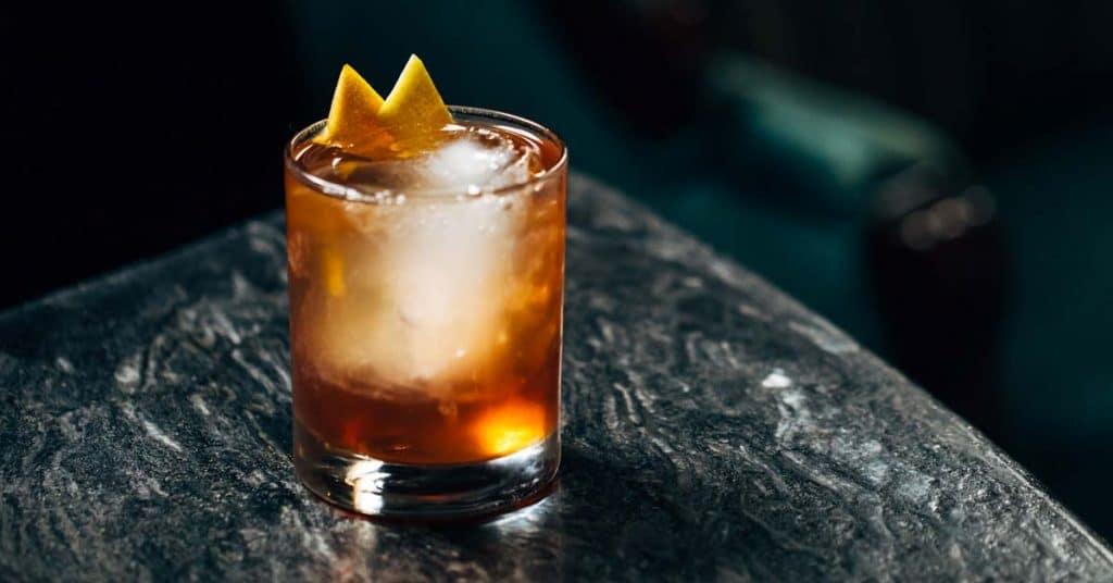 Old Fashion — Top 10 Cocktails