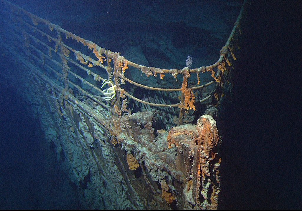 Take a trip to the Titanic — epic gifts