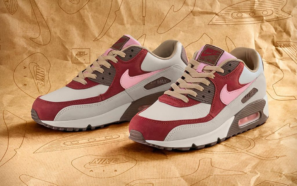 Nike Air Max 90 'Bacon' — Unmissable Sneaker Drops