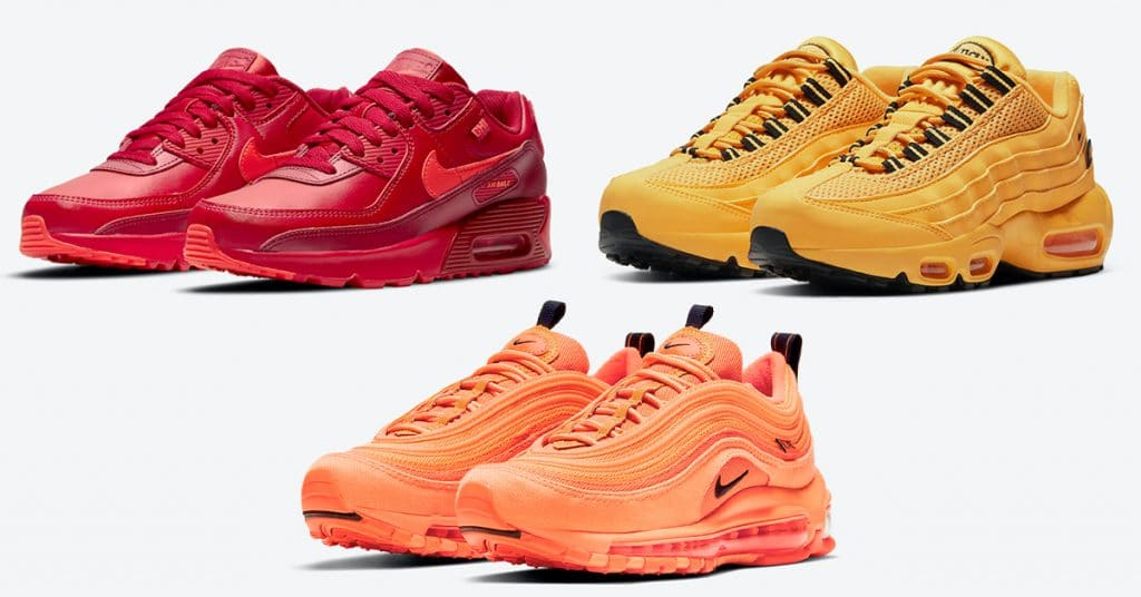 Nike Air Max 97 'City Special' Collection — Unmissable Sneaker Drops