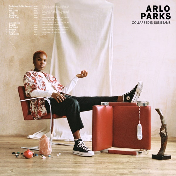 'Collapsed In Sunbeams': A Look At Arlo Parks' Glorious Debut Album