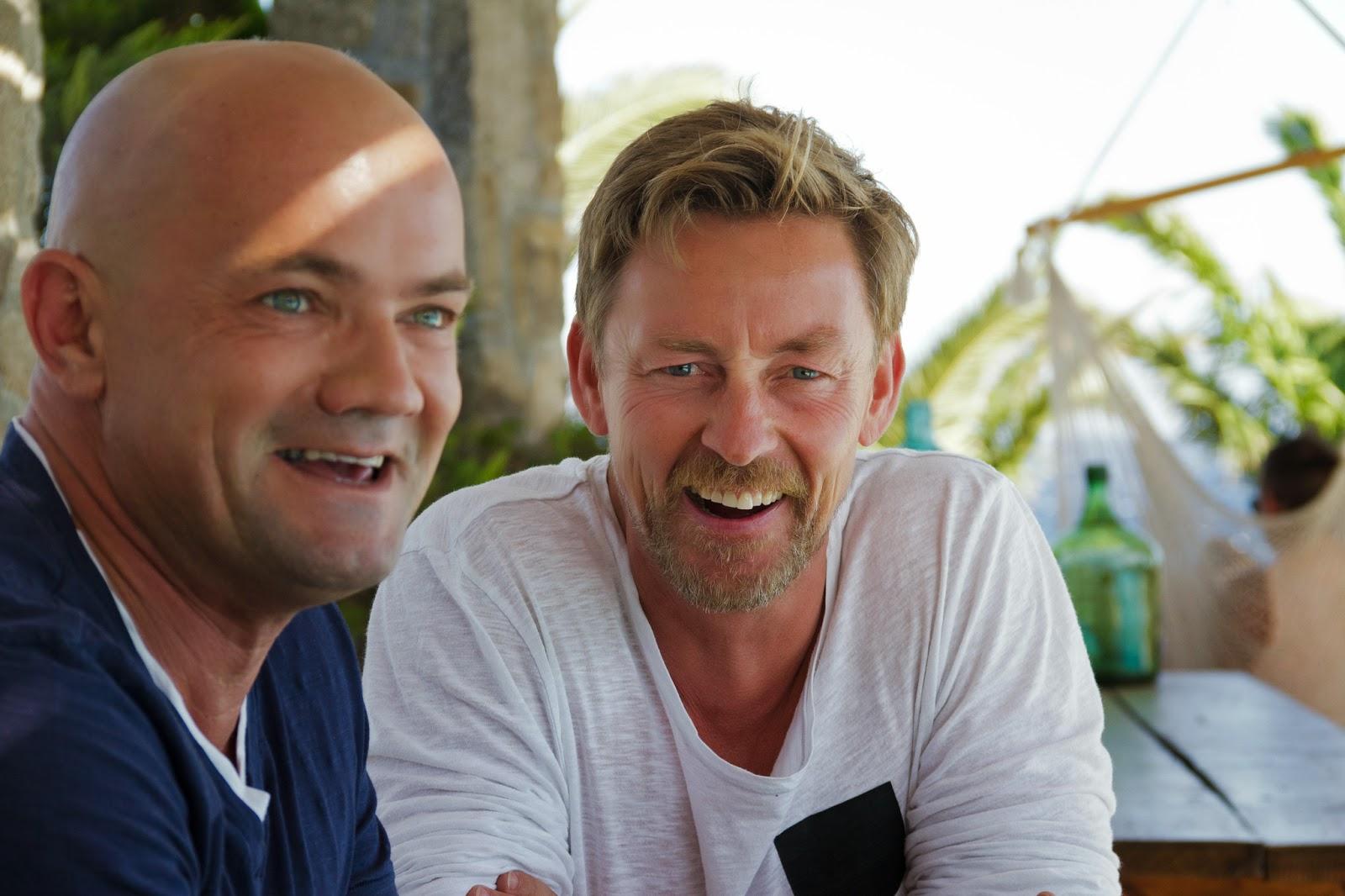 Thomas Heyne && Mario Hertel