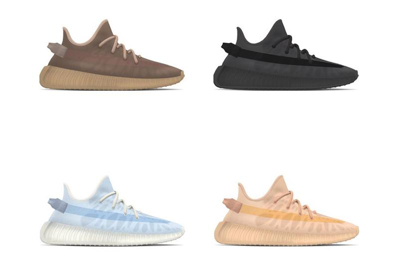 Yeezy Boost 350 V2 Mono Collection